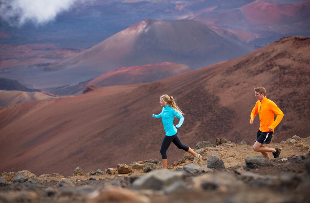Cómo entrenar una trail running de montaña